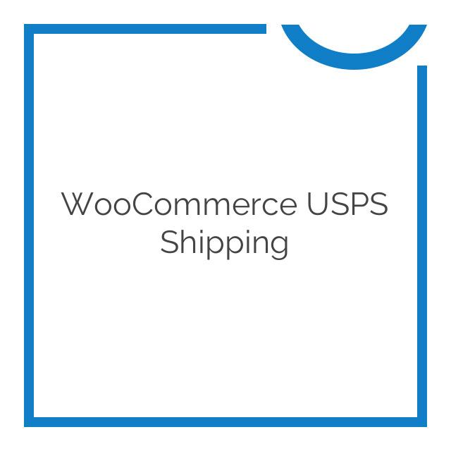 WooCommerce USPS Shipping 4.4.12