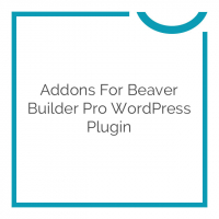 Addons for Beaver Builder Pro WordPress Plugin 1.7.5
