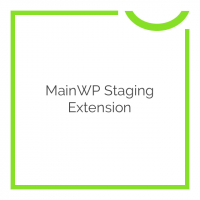 MainWP Staging Extension 1.0-beta1