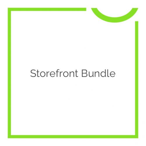 Storefront Bundle 2018