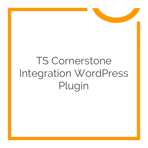 TS Cornerstone Integration WordPress Plugin 1.2