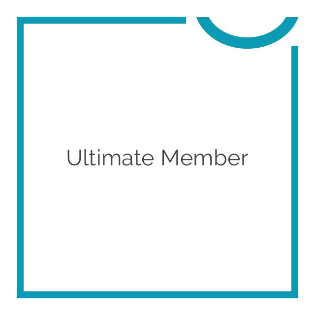 Ultimate Member 2.0