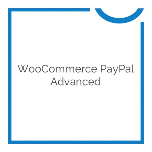 WooCommerce PayPal Advanced 1.24.3