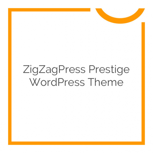 ZigZagPress Prestige WordPress Theme 1.8.1