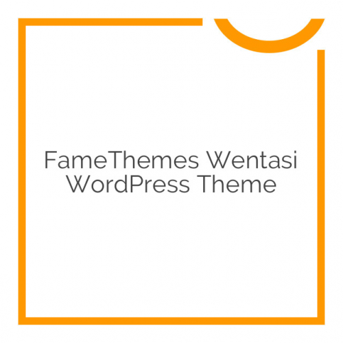 FameThemes Wentasi WordPress Theme 2.0.1
