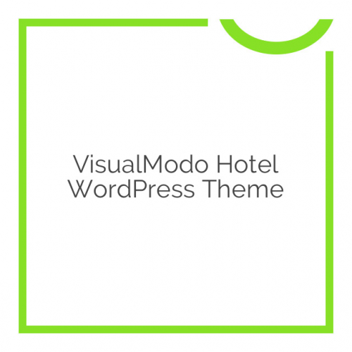 VisualModo Hotel WordPress Theme 1.0.1