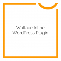 Wallace Inline WordPress Plugin 1.0.9
