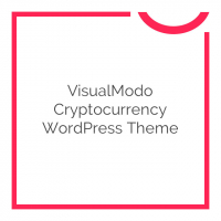 VisualModo Cryptocurrency WordPress Theme 1.0.5