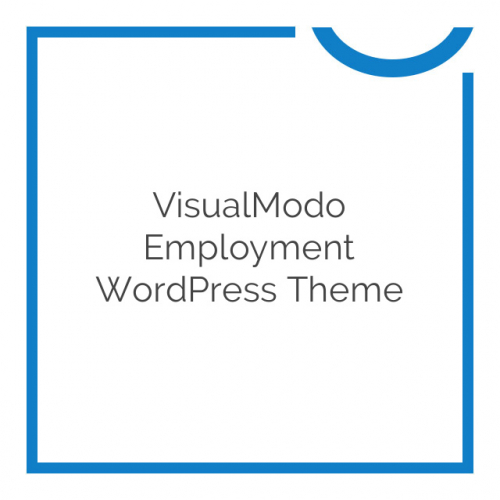 VisualModo Employment WordPress Theme 1.0.0
