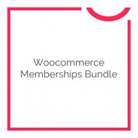 Woocommerce Memberships Bundle 2018