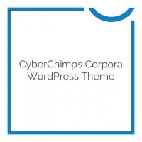 CyberChimps Corpora WordPress Theme 1.1