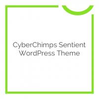 CyberChimps Sentient WordPress Theme 1.1