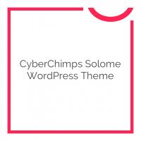 CyberChimps Solome WordPress Theme 1.1