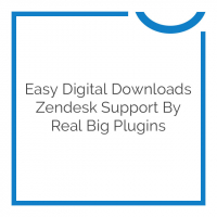 Easy Digital Downloads Zendesk Support by Real Big Plugins 1.3.0