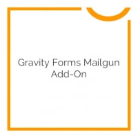 Gravity Forms Mailgun Add-On 1.1
