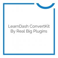 LearnDash ConvertKit by Real Big Plugins 1.1.0