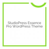 StudioPress Essence Pro WordPress Theme 1.0.2