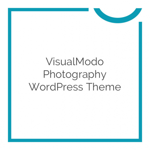 VisualModo Photography WordPress Theme 1.0.0