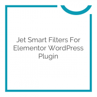 Jet Smart Filters for Elementor WordPress Plugin 1.1.0