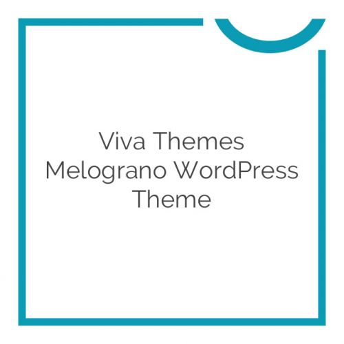 Viva Themes Melograno WordPress Theme 1.0.0