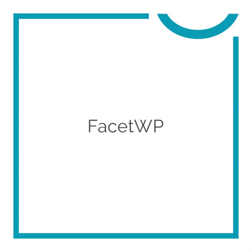 FacetWP Bundle 2019