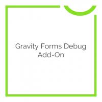 Gravity Forms Debug Add-On 1.0.beta11