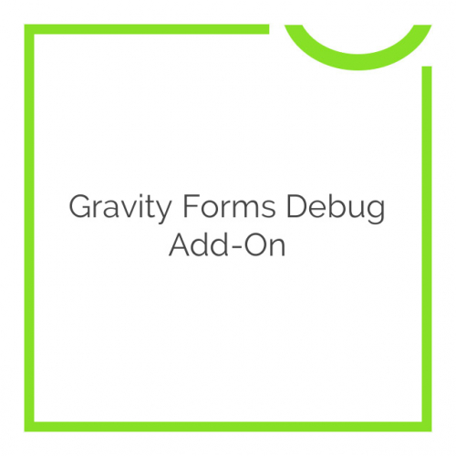 Gravity Forms Debug Add-On 1.0.beta11
