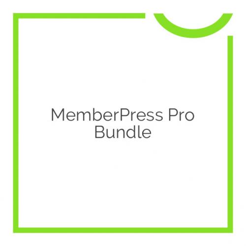 MemberPress Pro Bundle 2019