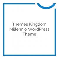 Themes Kingdom Millennio WordPress Theme 1.0.3