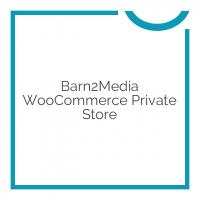 Barn2Media WooCommerce Private Store 1.3.6