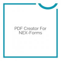 PDF Creator for NEX-Forms 6.2.13
