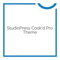 StudioPress Cook'd Pro Theme 1.1.0
