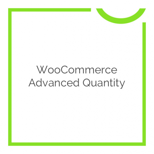 WooCommerce Advanced Quantity 2.4.2
