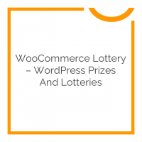WooCommerce Lottery – WordPress Prizes and Lotteries 1.1.18