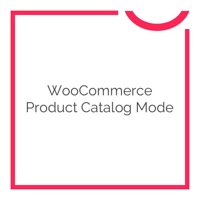 WooCommerce Product Catalog Mode 1.5.11