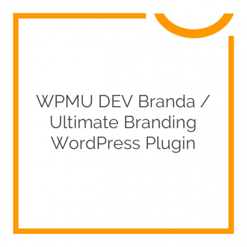 WPMU DEV Branda / Ultimate Branding WordPress Plugin 3.0.5.1