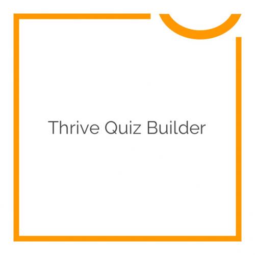 Thrive Quiz Builder 2.1.7.2