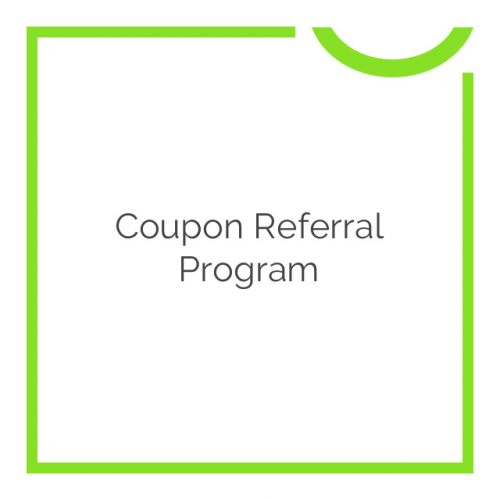 Coupon Referral Program for WooCommerce 1.3.2
