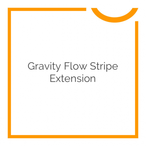 Gravity Flow Stripe Extension 1.2.1-dev