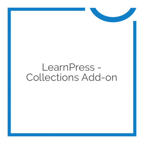 LearnPress – Collections Add-on 3.0.3