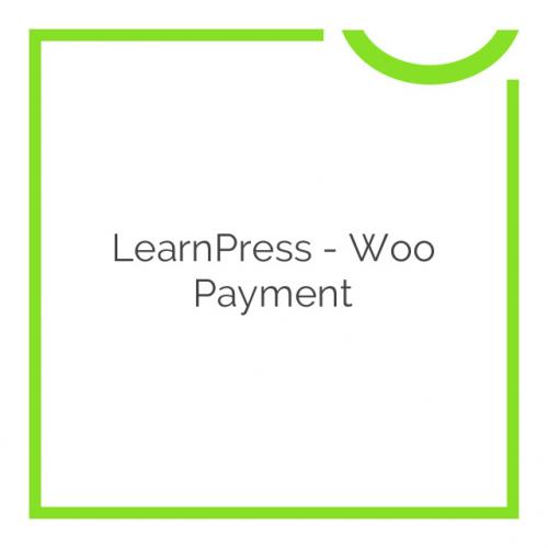 LearnPress – Woo Payment 3.1.9