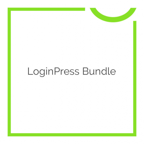 LoginPress Bundle 2019