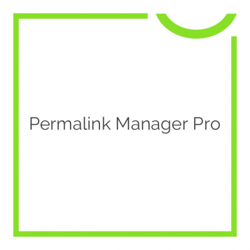 Permalink Manager Pro 2.2.5