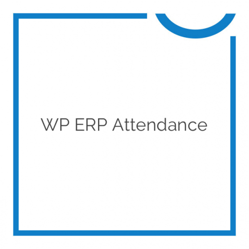 WP ERP Attendance 1.2.0