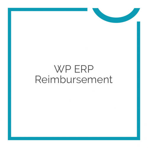 WP ERP Reimbursement 1.1.1
