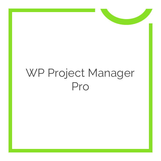 WP Project Manager Pro 2.3.2