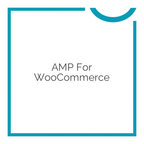 AMP for WooCommerce 1.9.1