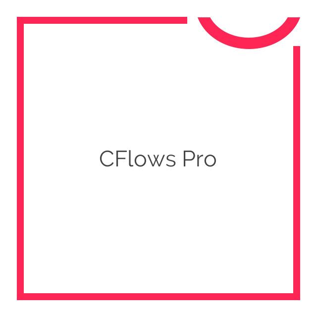 CFlows Pro 1.2.1