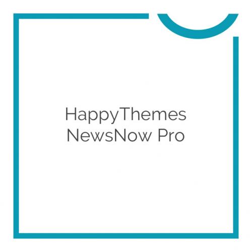 HappyThemes NewsNow Pro 1.7