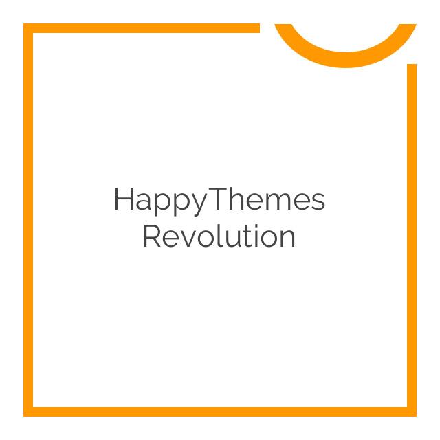 HappyThemes Revolution 1.3